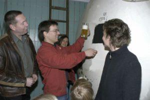 Brauerei-Besichtigung März 2004 004