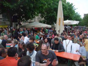 Kleinbrauermarkt Ulm südlicher Münsterplatz