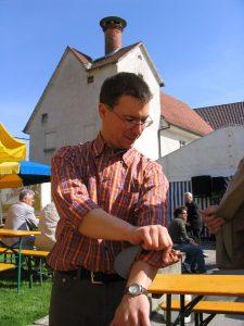 Maibock-Anstich 2006